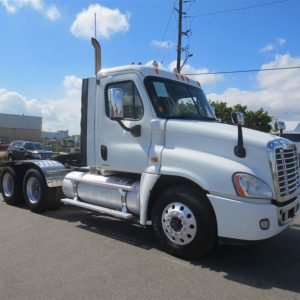 2010 Freightliner Day Cab