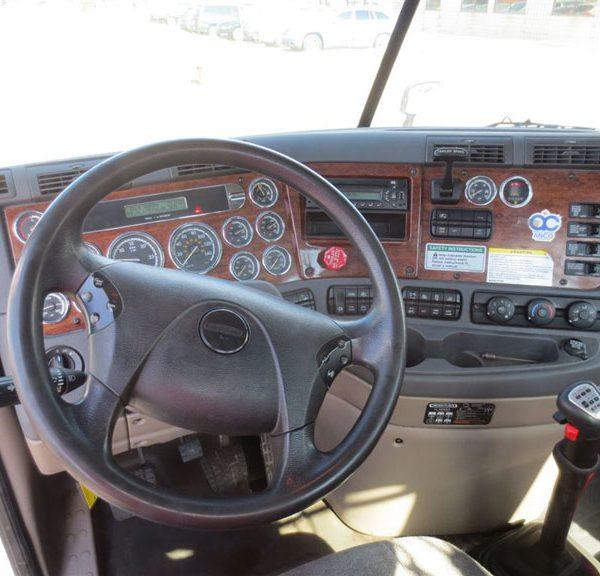 Steering Wheel of International Truck