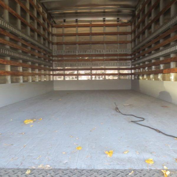 Strong Interior Dry Van Bodies