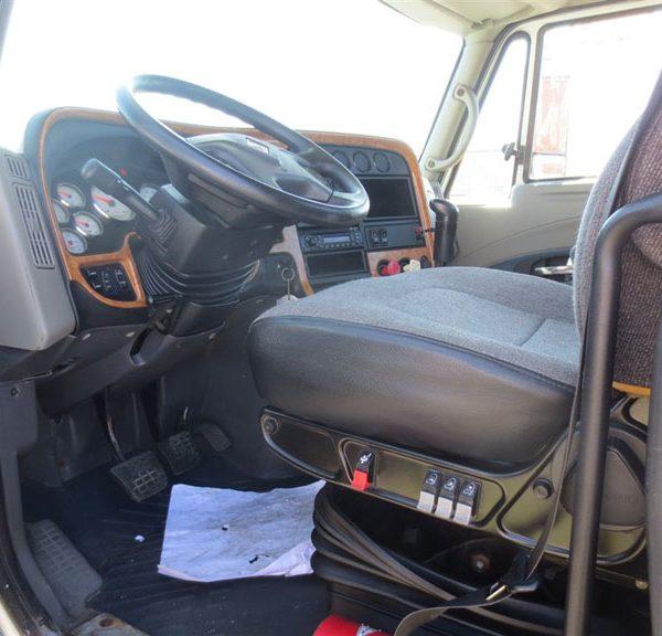 International Day Cab Interior
