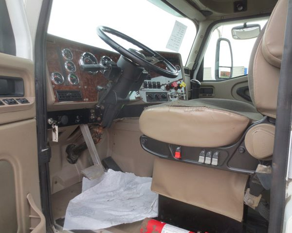 Inside View Of Truck