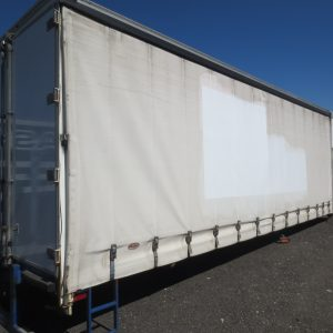 Durabody Curtain Side Vanbody
