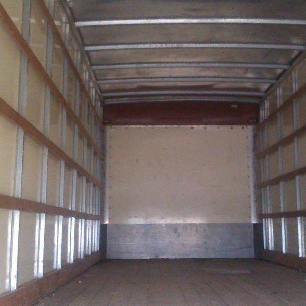 Interior Dry Van Body