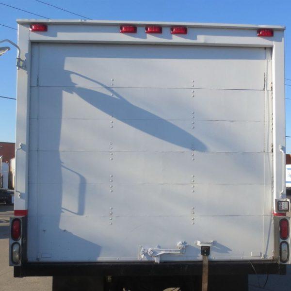 Add a Door on A Van Body