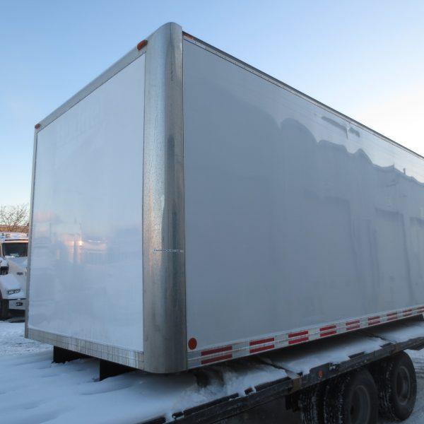 Dry Freight Van Body