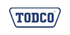 Todco Overhead Trucks Ramp Logo