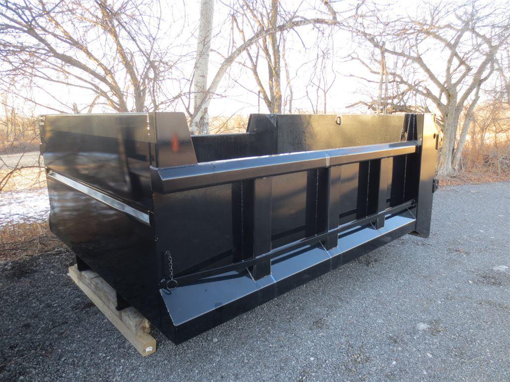 2014 Galion Godwin 11 Ft Steel Landscape Dump Body