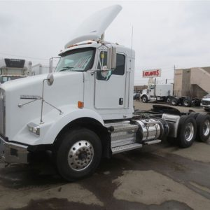 Kenworth Day Cab Truck